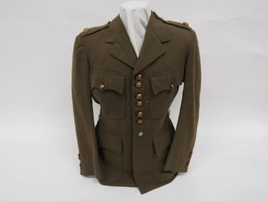 WW 2 Coldstream Guards Officers Service Dress Tunic