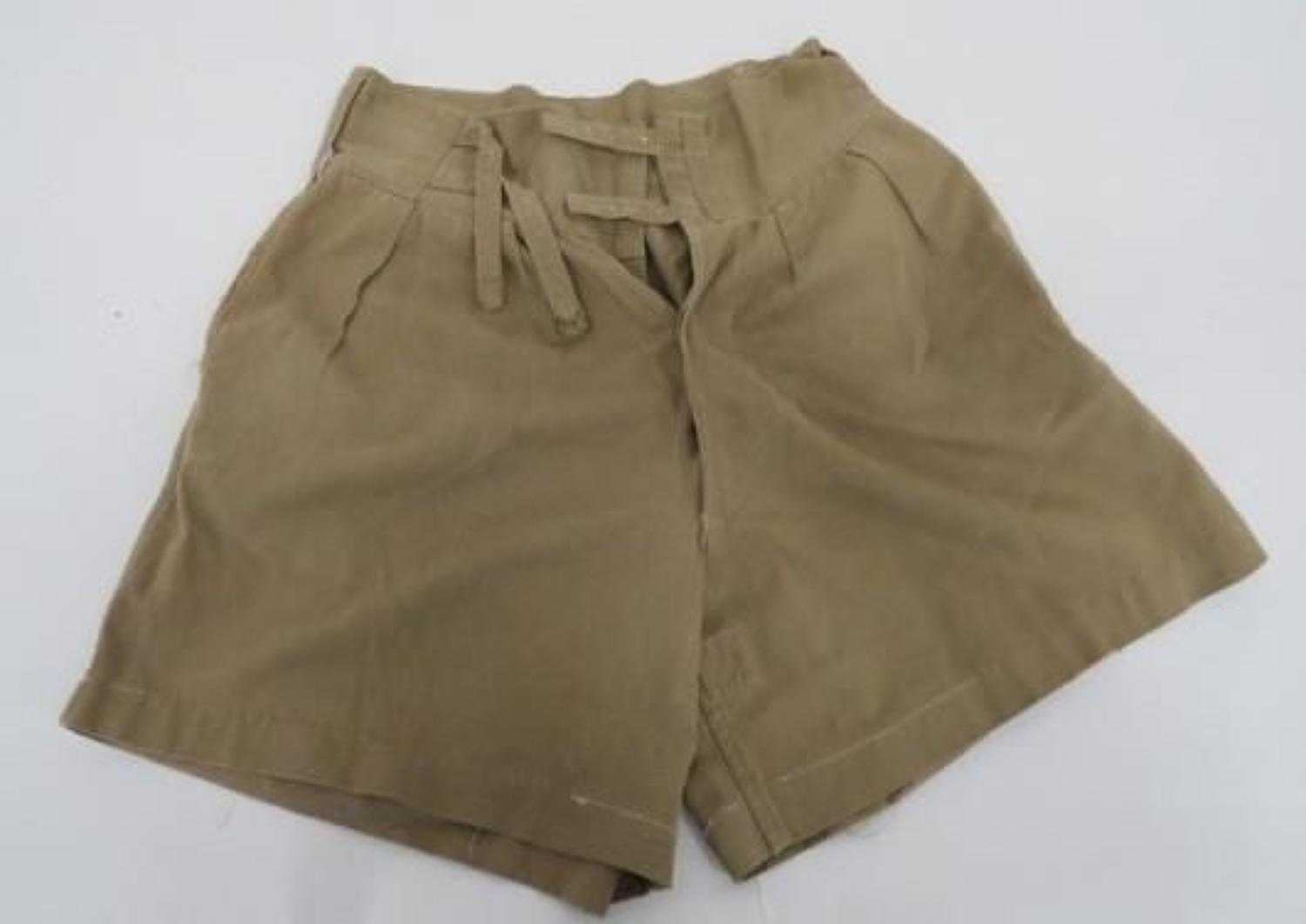 WW 2 Tropical Shorts