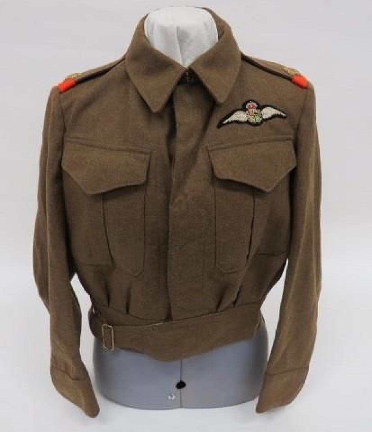 WW 2 South Africa Pilots Battle Dress Jacket