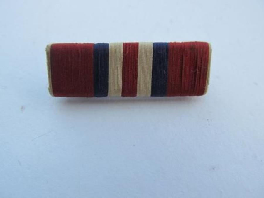 1939/45 War Medal Ribbon Polish Issue