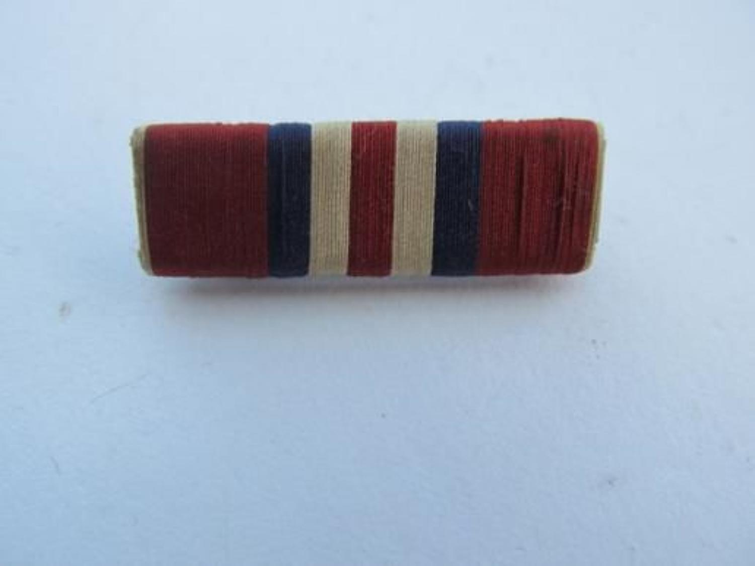 1939/45 War Medal Ribbon Polish Issue