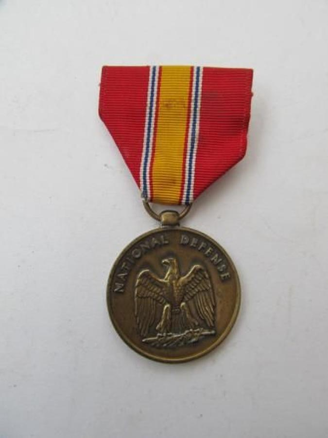 American National Defence Medal