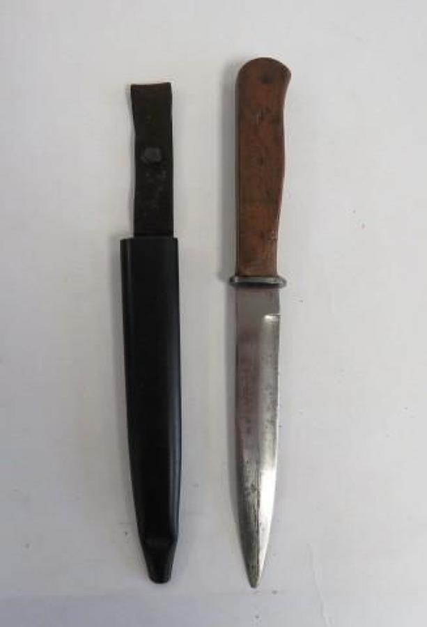 WW1 Imperial German Trench Knife