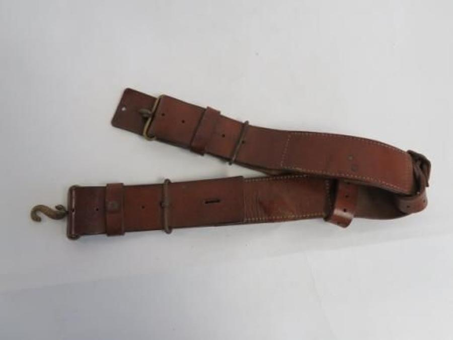 1914 Pattern British Issue Equipment Belt