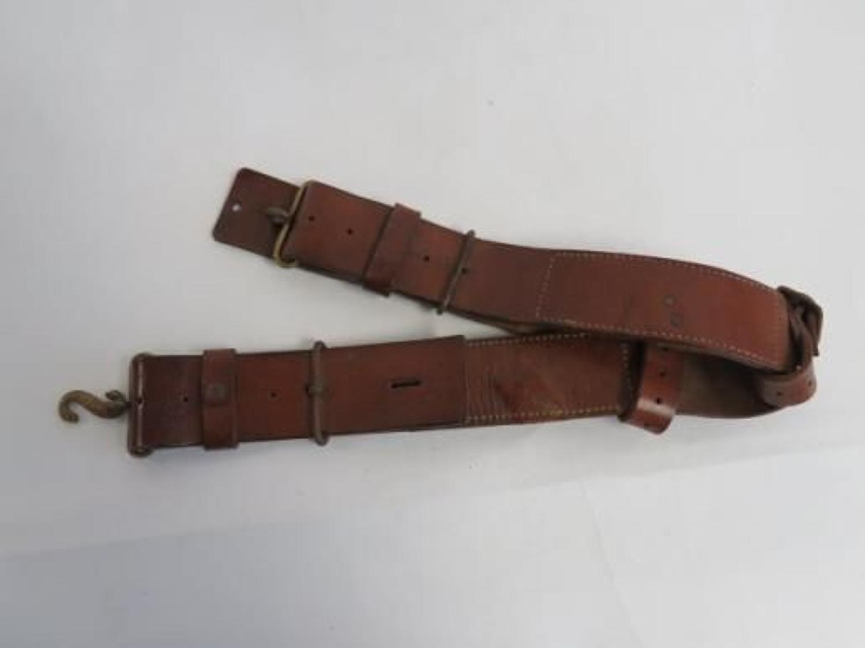 1914 Pattern British Issue Equipment Belt