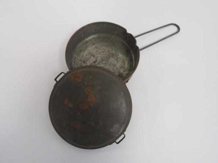 1942 Dated Cavalry Mess Tin