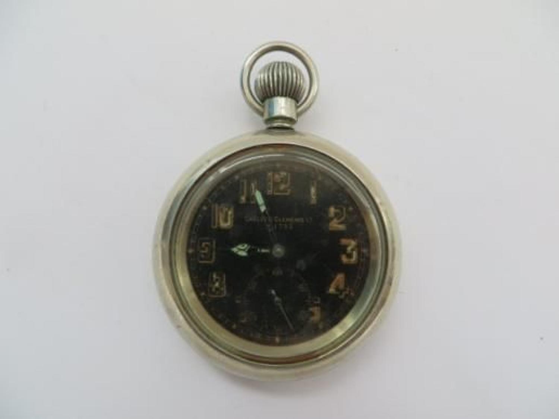 Pre WW2 G.S Mk 11 Pocket Watch