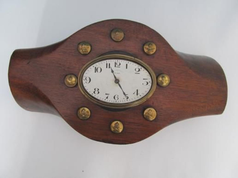 WW1 / Interwar R.F.C / R.A.F Propeller Clock