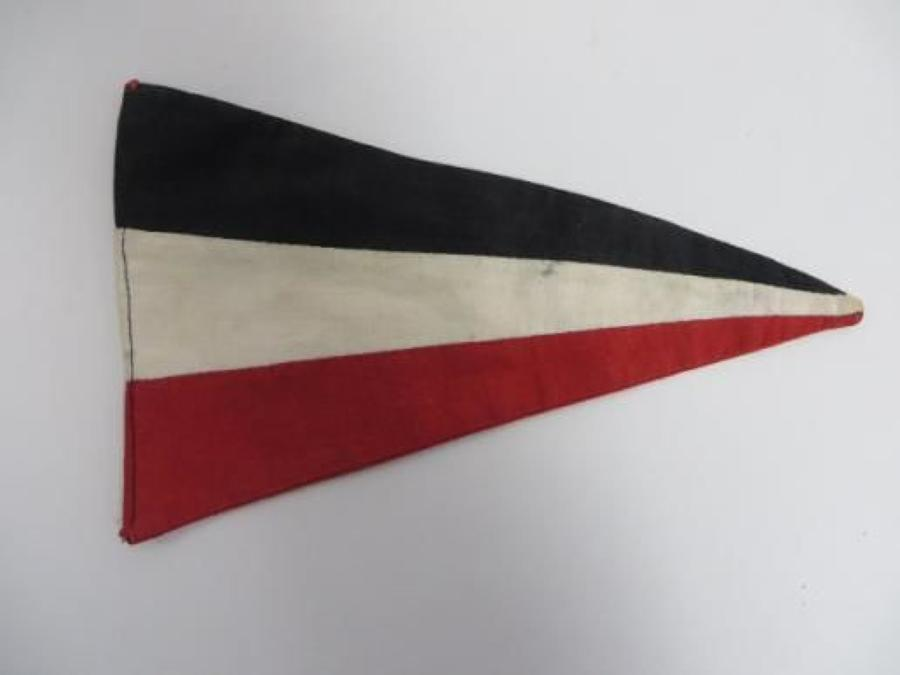 WW2 German Car Pennant