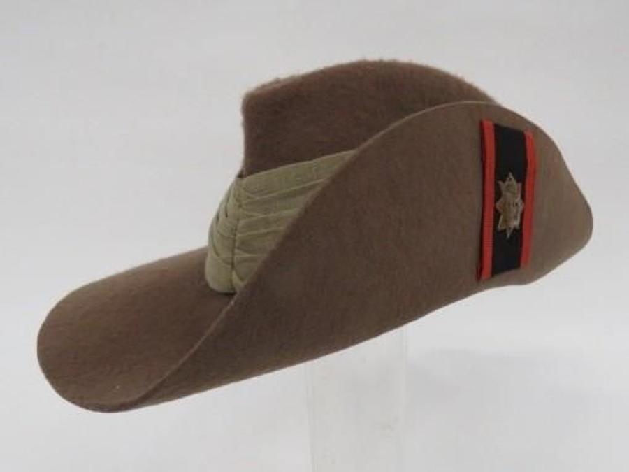 WW2 East Surrey Jungle Issue Bush Hat