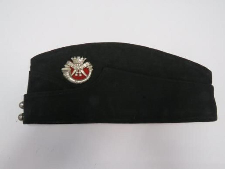 WW2 Cornwall Light Infantry Coloured Field Service Cap