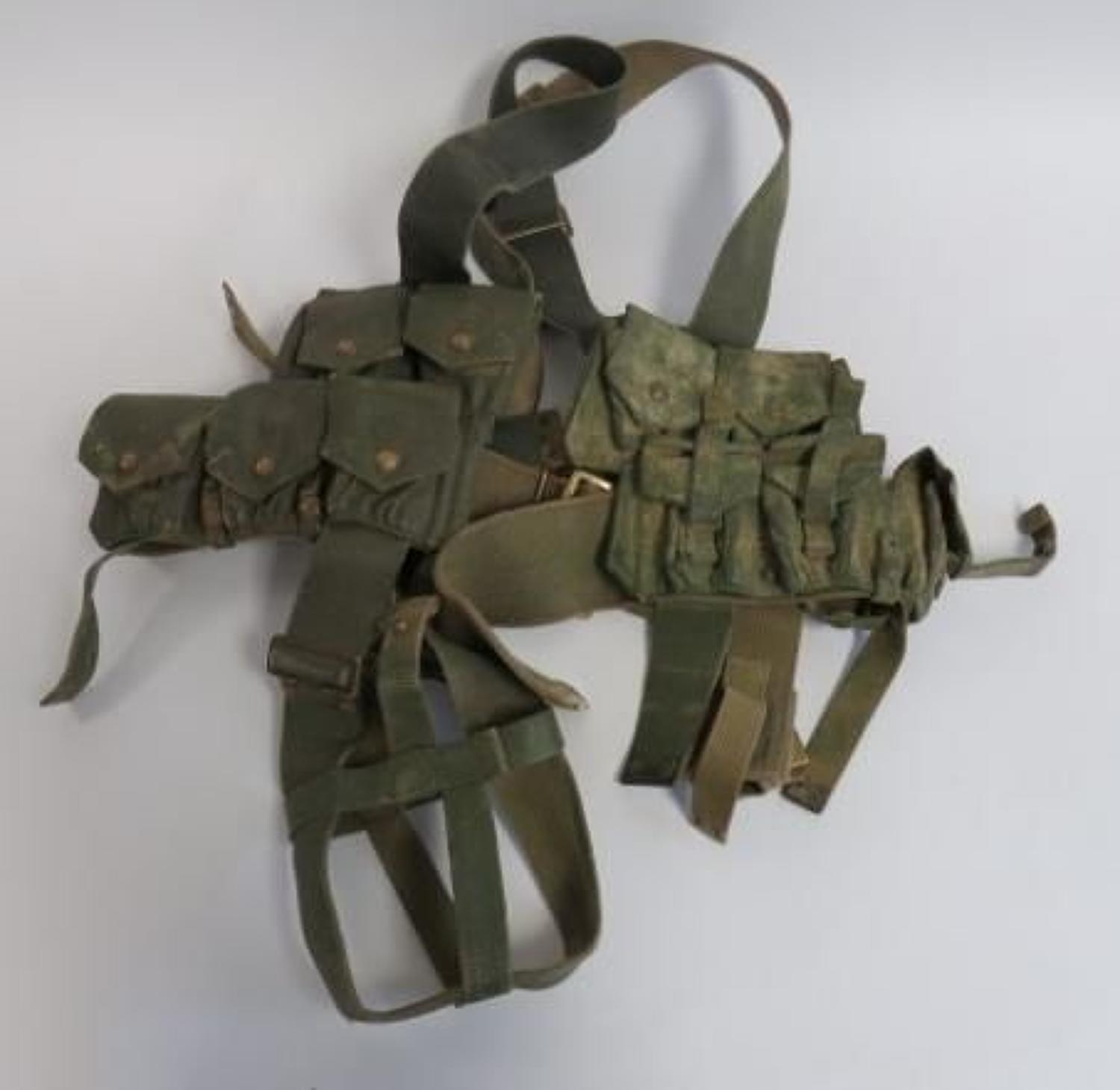 WW1 set of 1908 Pattern Webbing Equipment