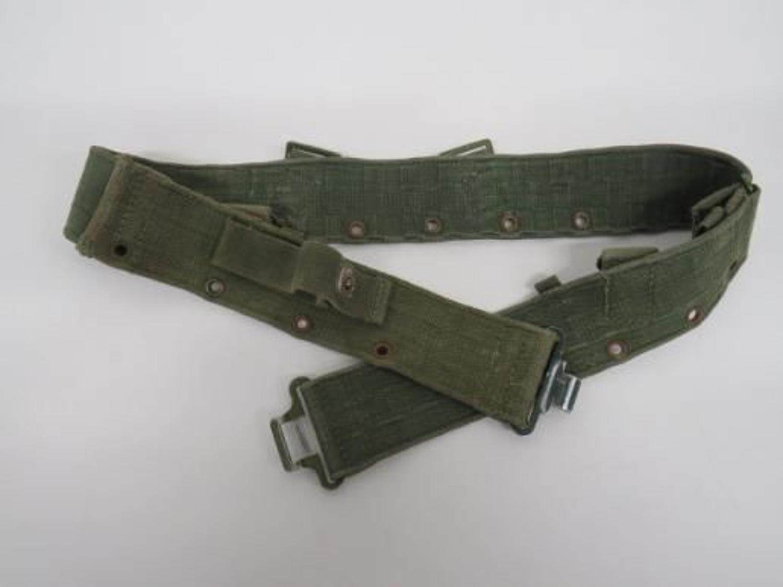 1944 Pattern Webbing Belt