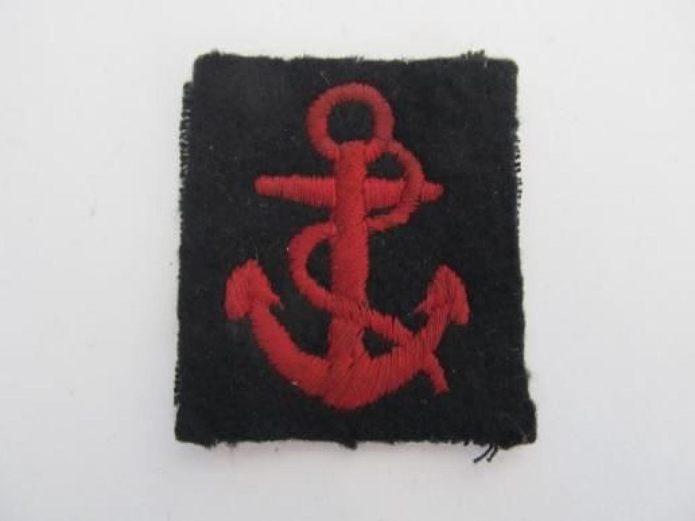 Orkney & Shetland Defences Formation Badge
