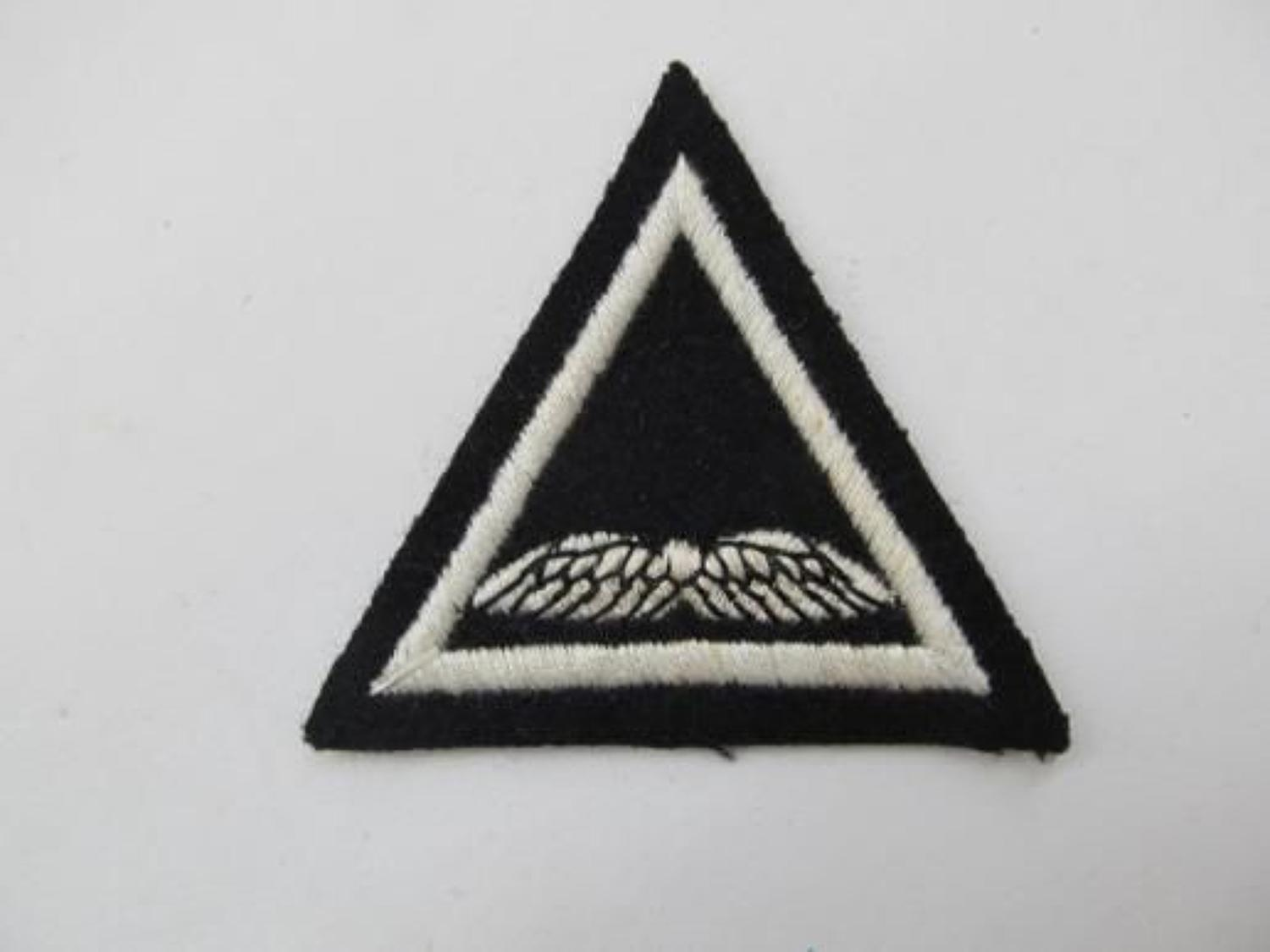 Air Formation Signals Badge