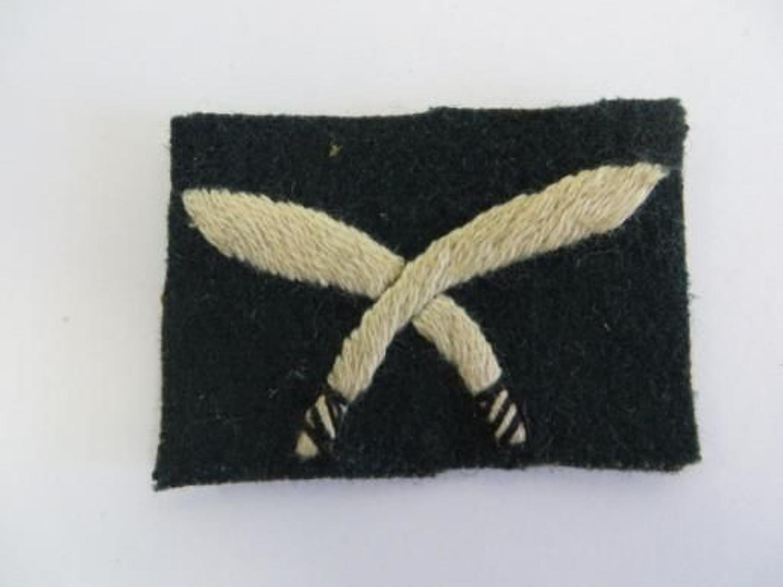 17th Gurkha Infantry Division Formation Badge