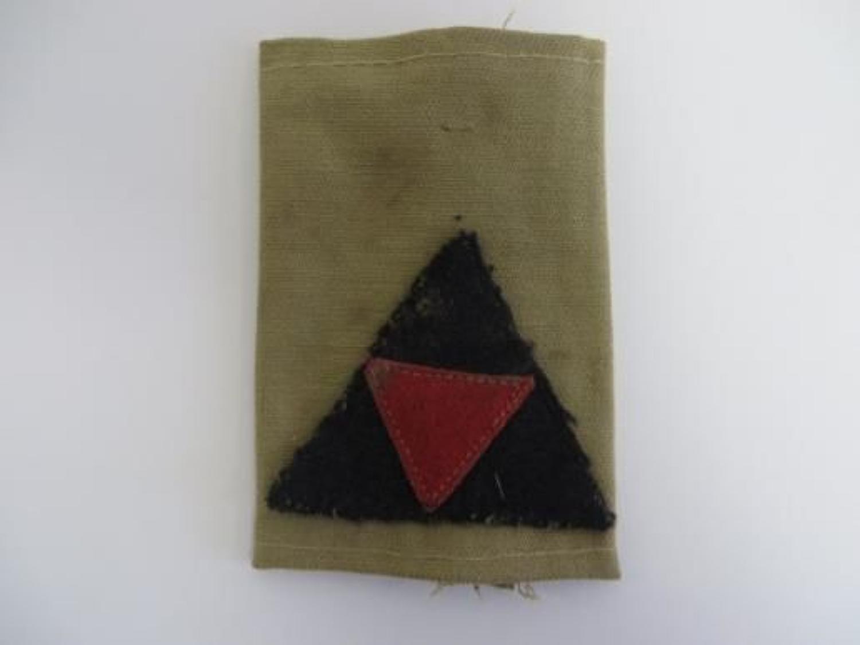 3rd Division  Slip On Tab