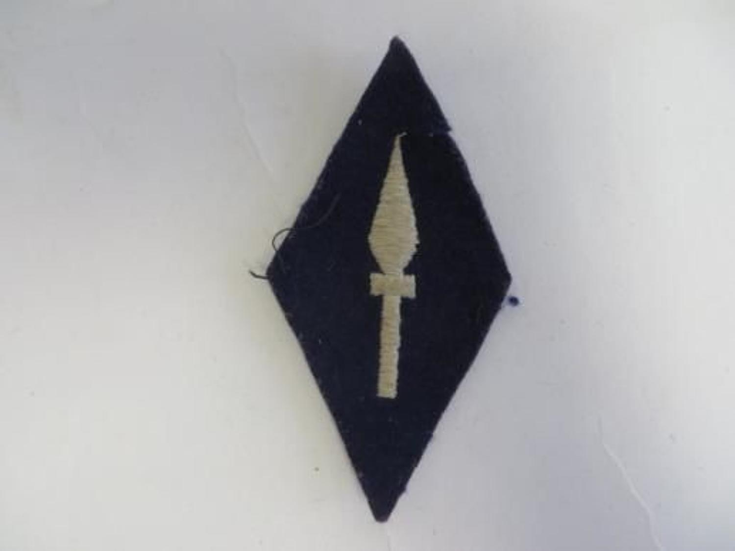1st Corps Royal Signals Formation Badge