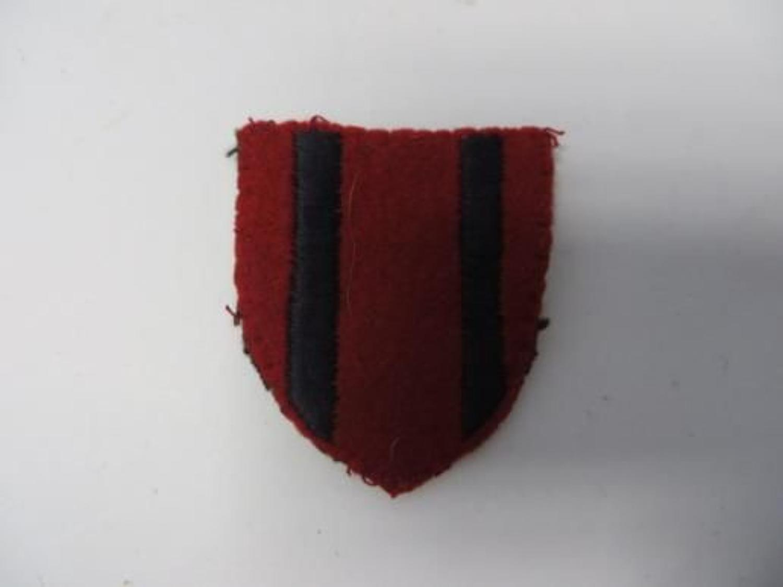 Royal Engineers Training Brigade Formation Badge