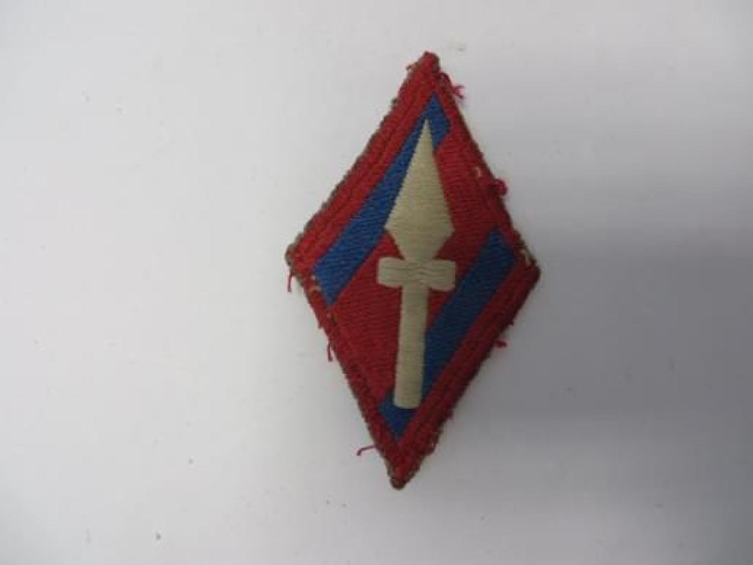 11 Engineer Group Formation Badge