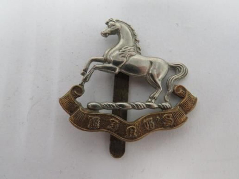 Kings Liverpool Cap Badge
