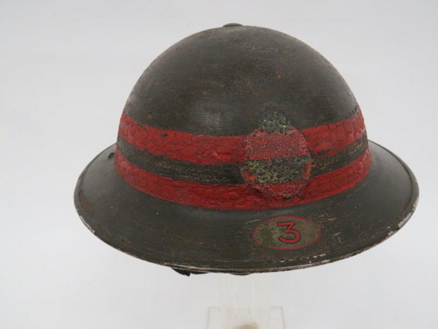 National Fire Service Section Leader Steel Helmet