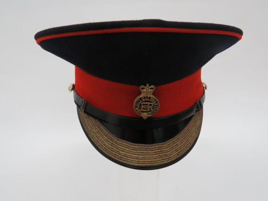 Current Royal Horse Guards Senior N.C.Os Dress Cap