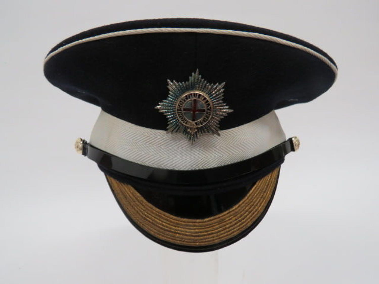 Current Coldstream Guards Senior N.C.Os Dress Cap