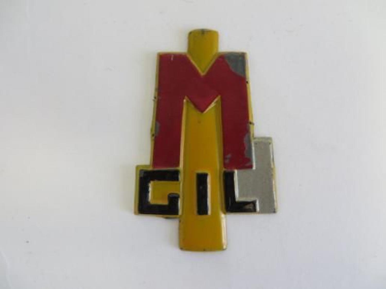 WW 2 Italian G.I.L Arm Shield