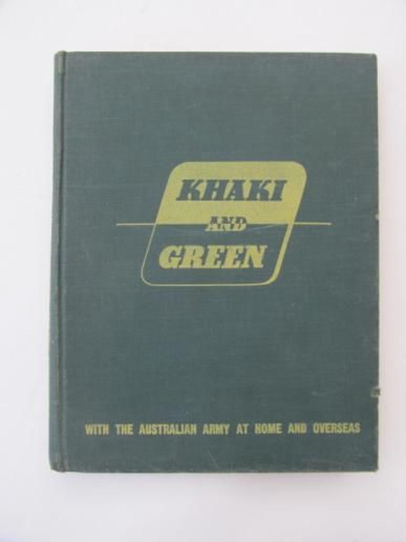 Khaki And Green
