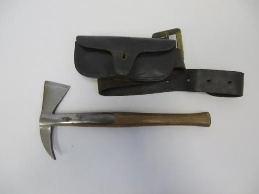 WW 2 Period A.F.S Fire Axe