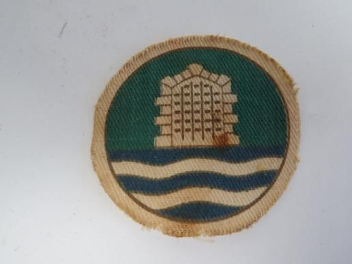 101 Coast Brigade Formation Badge