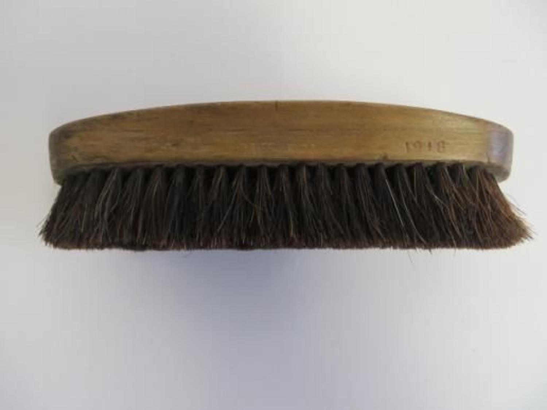 WW 1 British 1918 Dated Military Brush