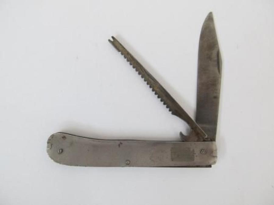 British Sheffield Made Escape & Evasion Knife