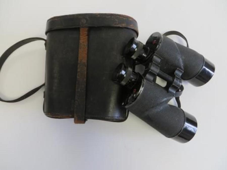 WW 2 Canadian Naval Pattern Binoculars