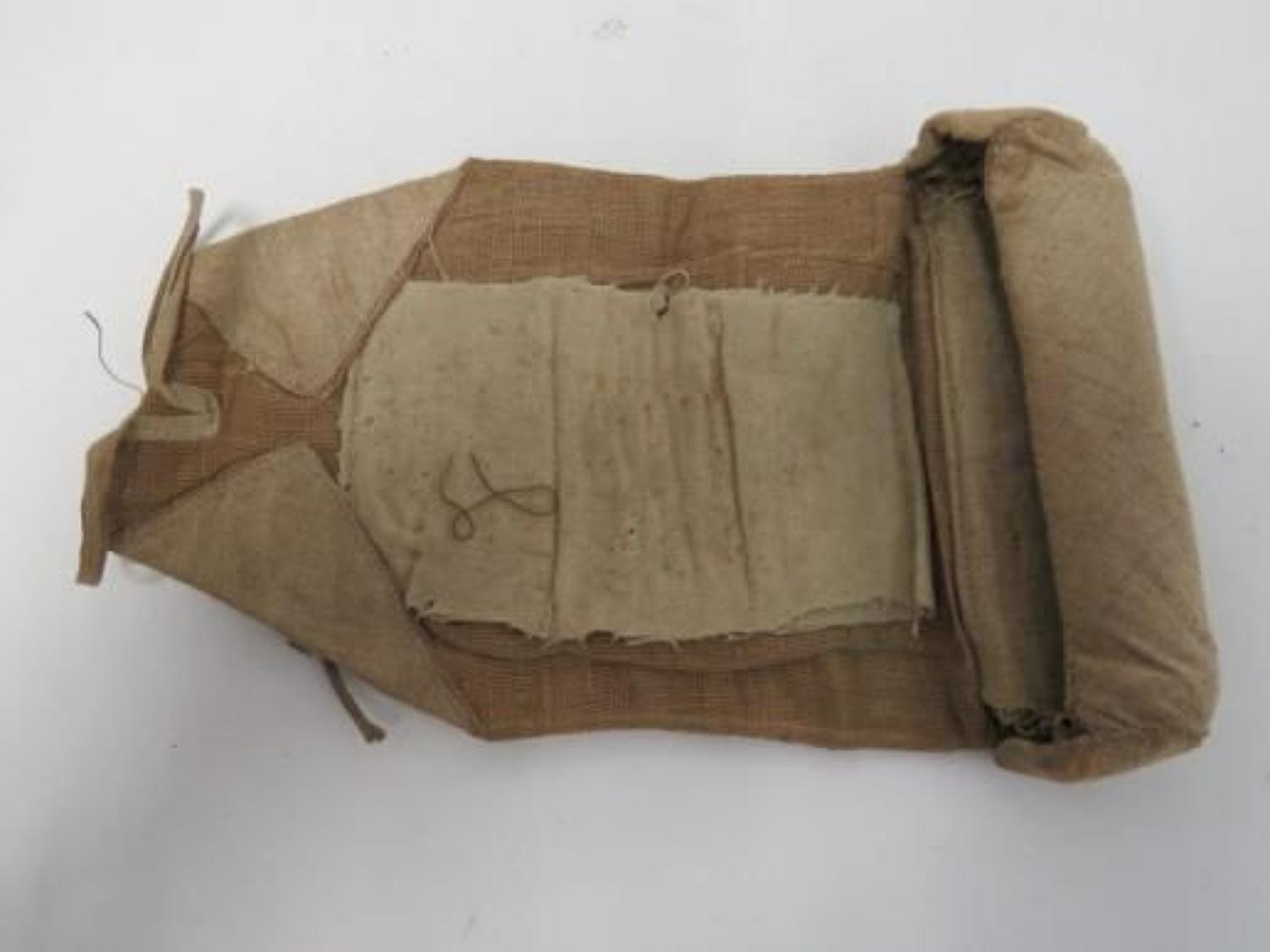 Early 20th  Century Personal Sewing Roll