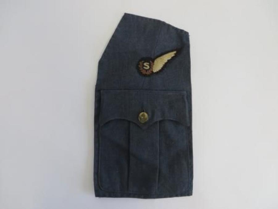R.A.F Signallers Chest Section of Officers Tunic