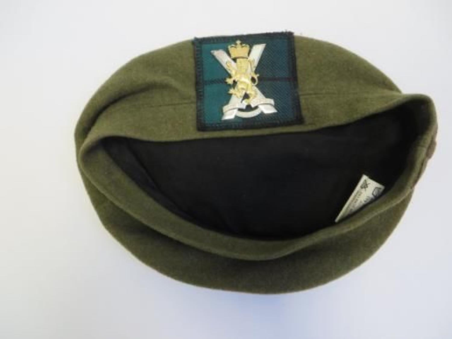 Royal Regiment of Scotland Tam O Shanter