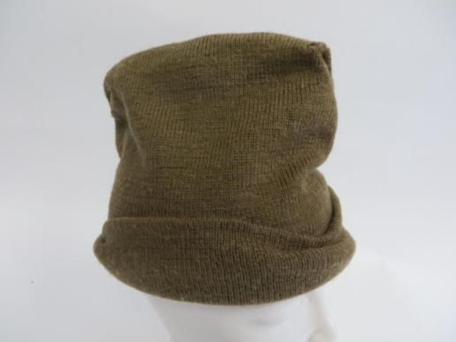 WW 2 British Army / Commando Woollen Cap
