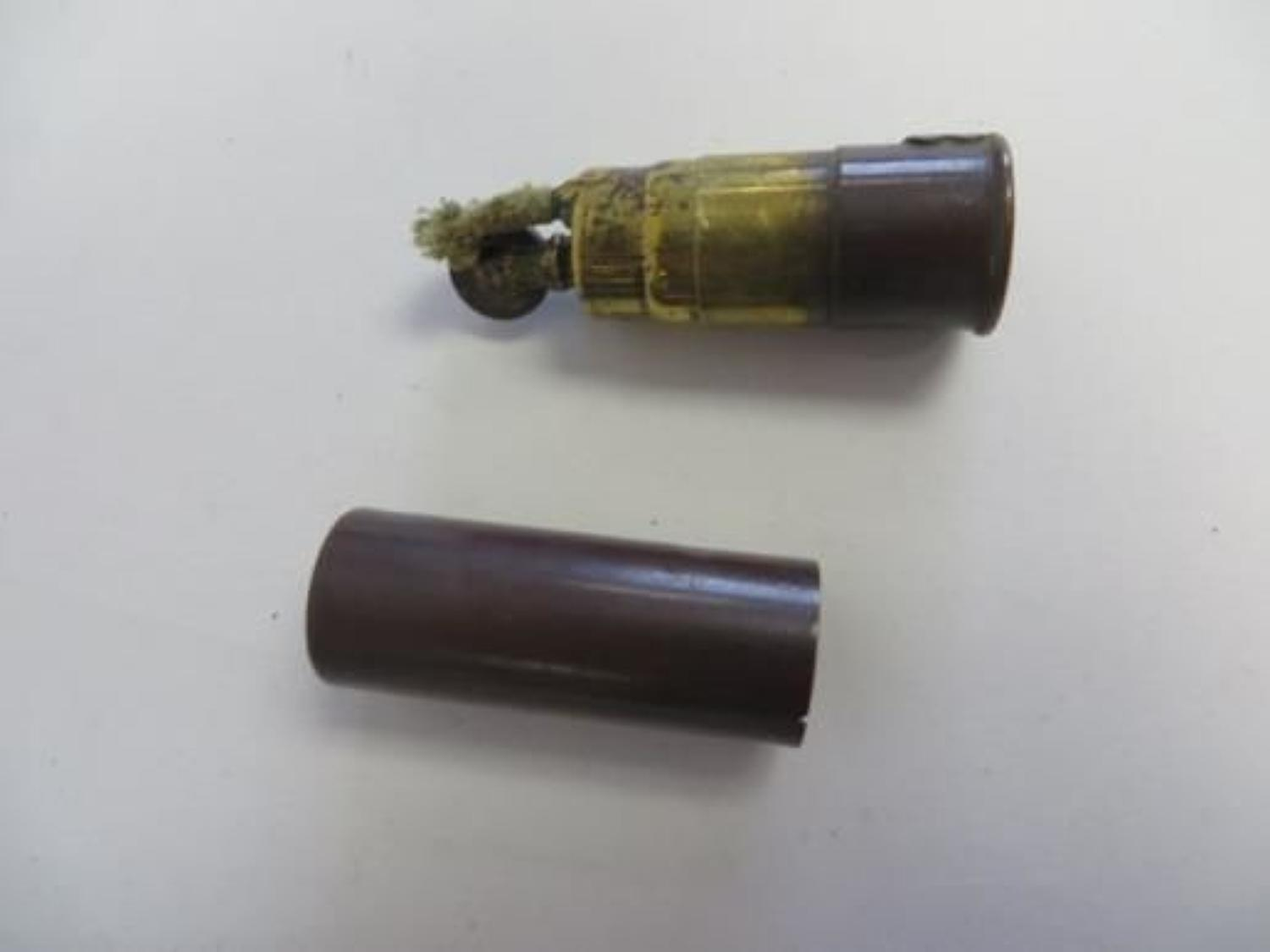 Trench Lighter in the Form of a Cartridge