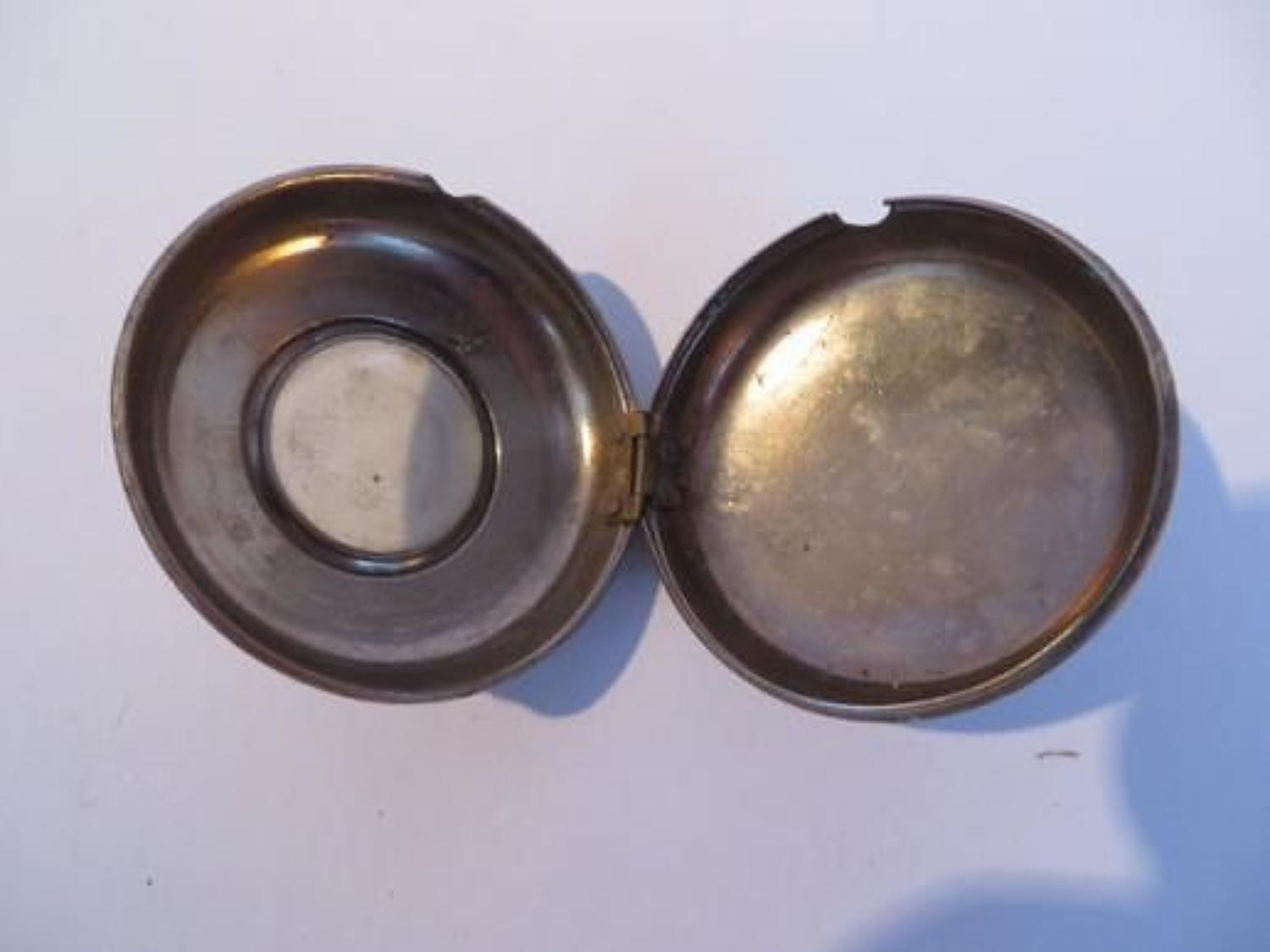 WW 1 Pocket Watch Trench Cover