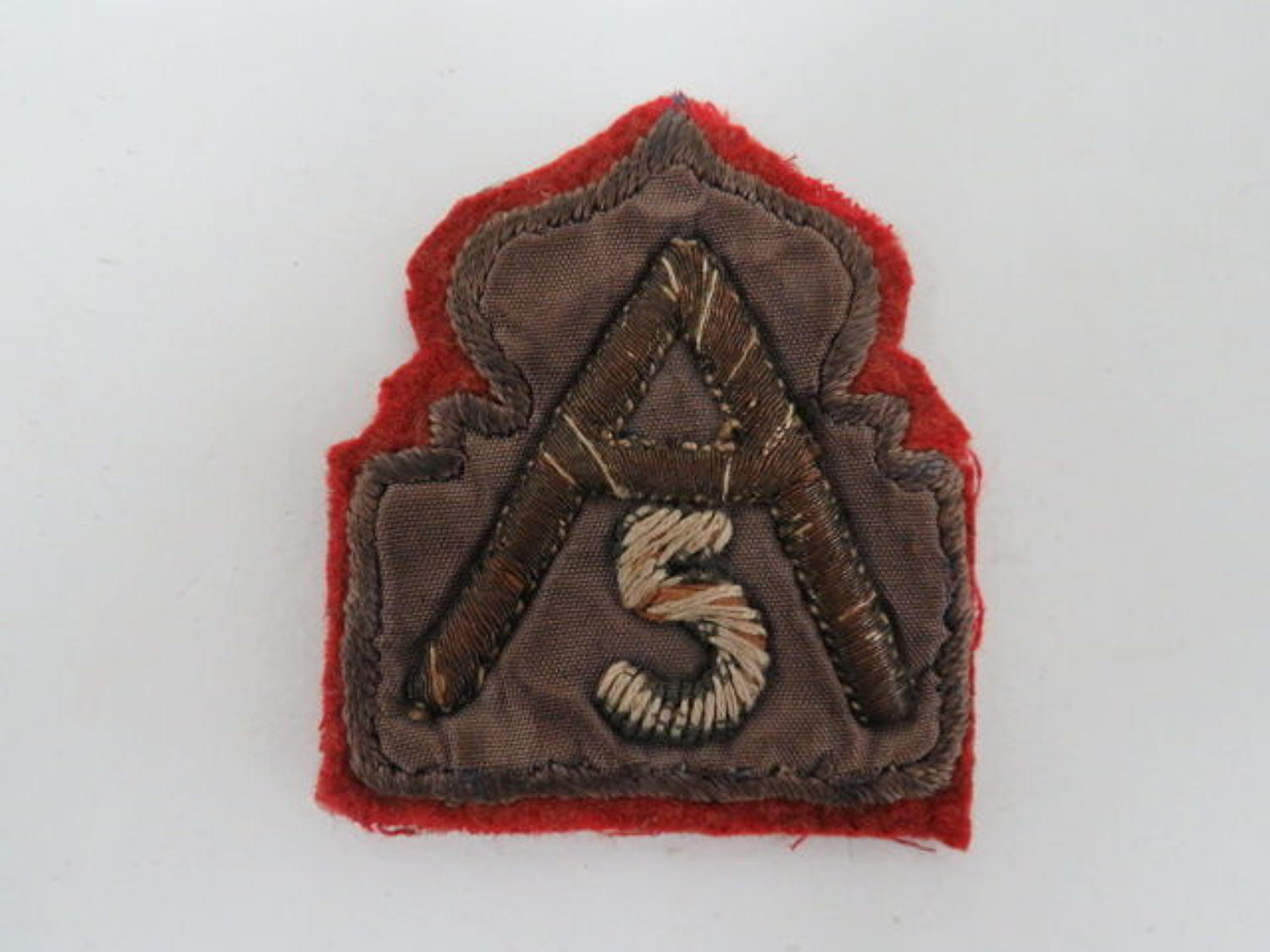 WW 2 American 5th Army Formation Badge