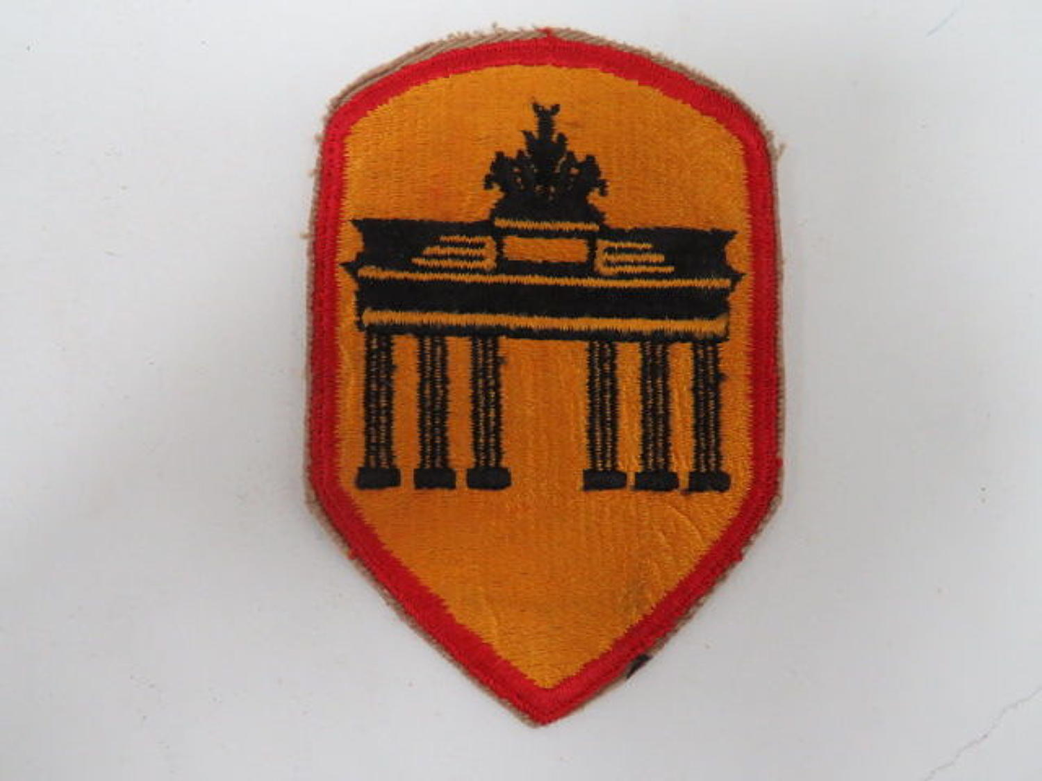 American Sector Berlin District Formation Badge