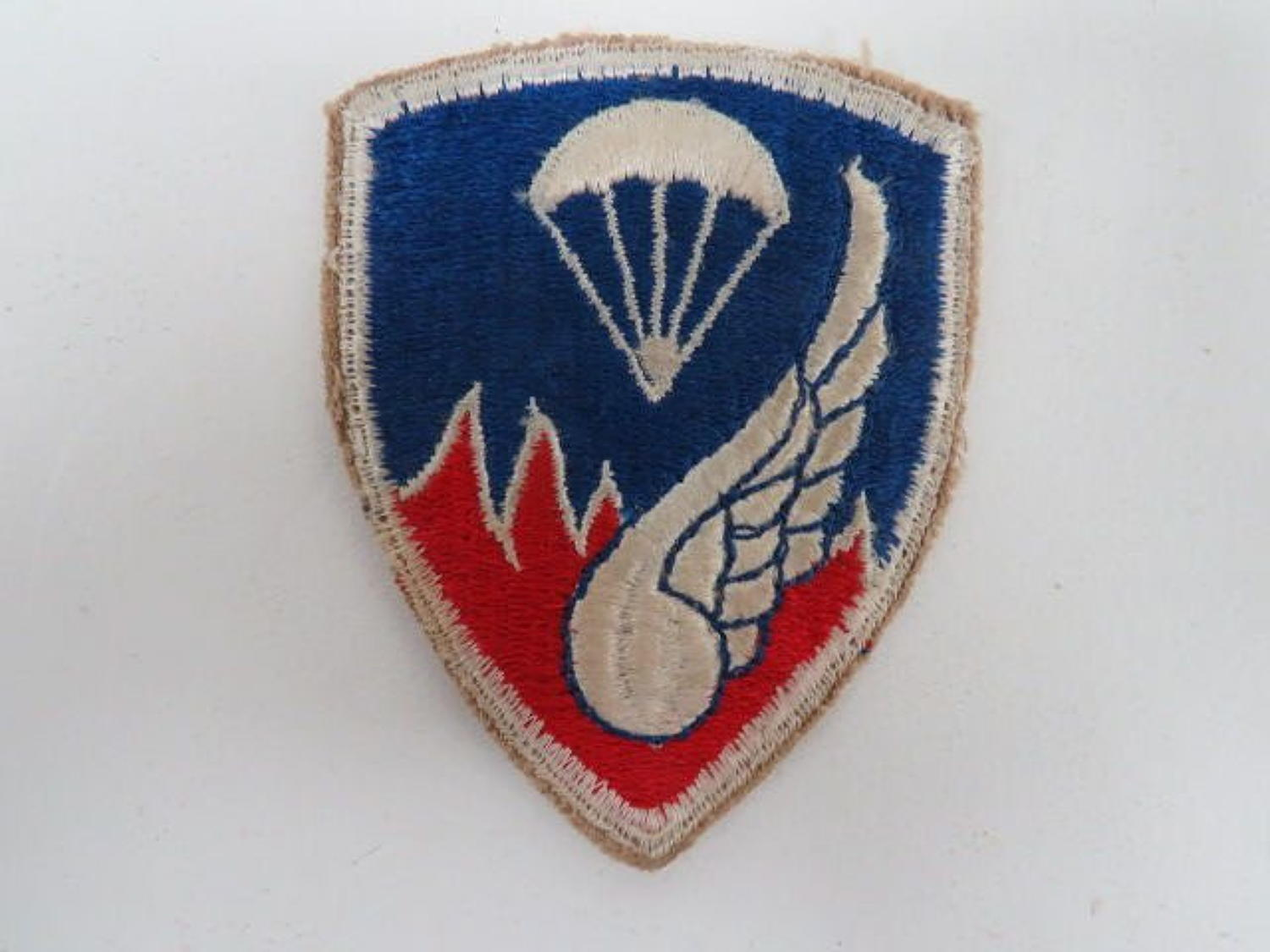 American 187th Regimental Combat Team Formation Badge