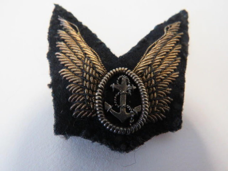Fleet Air Arm Full Dress Observer's Wings
