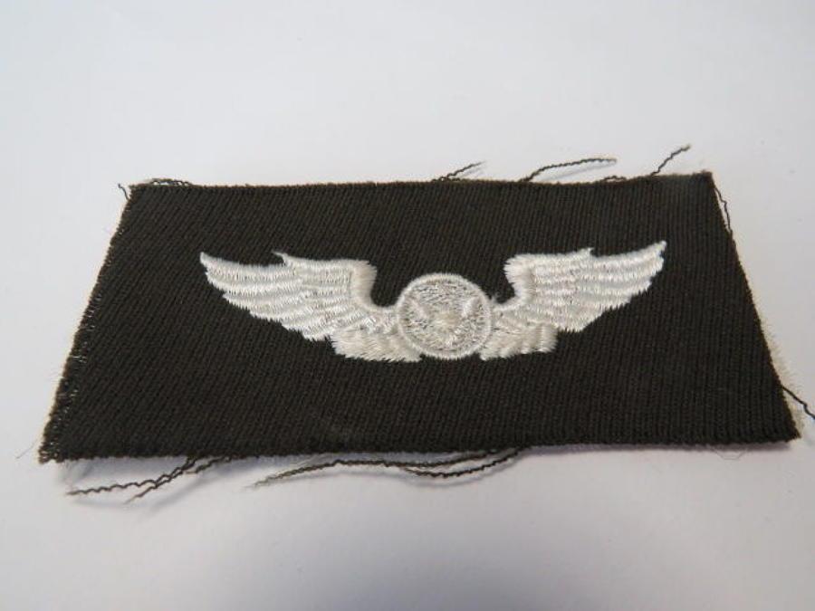 WW 2 USAAF Air Crew Wings