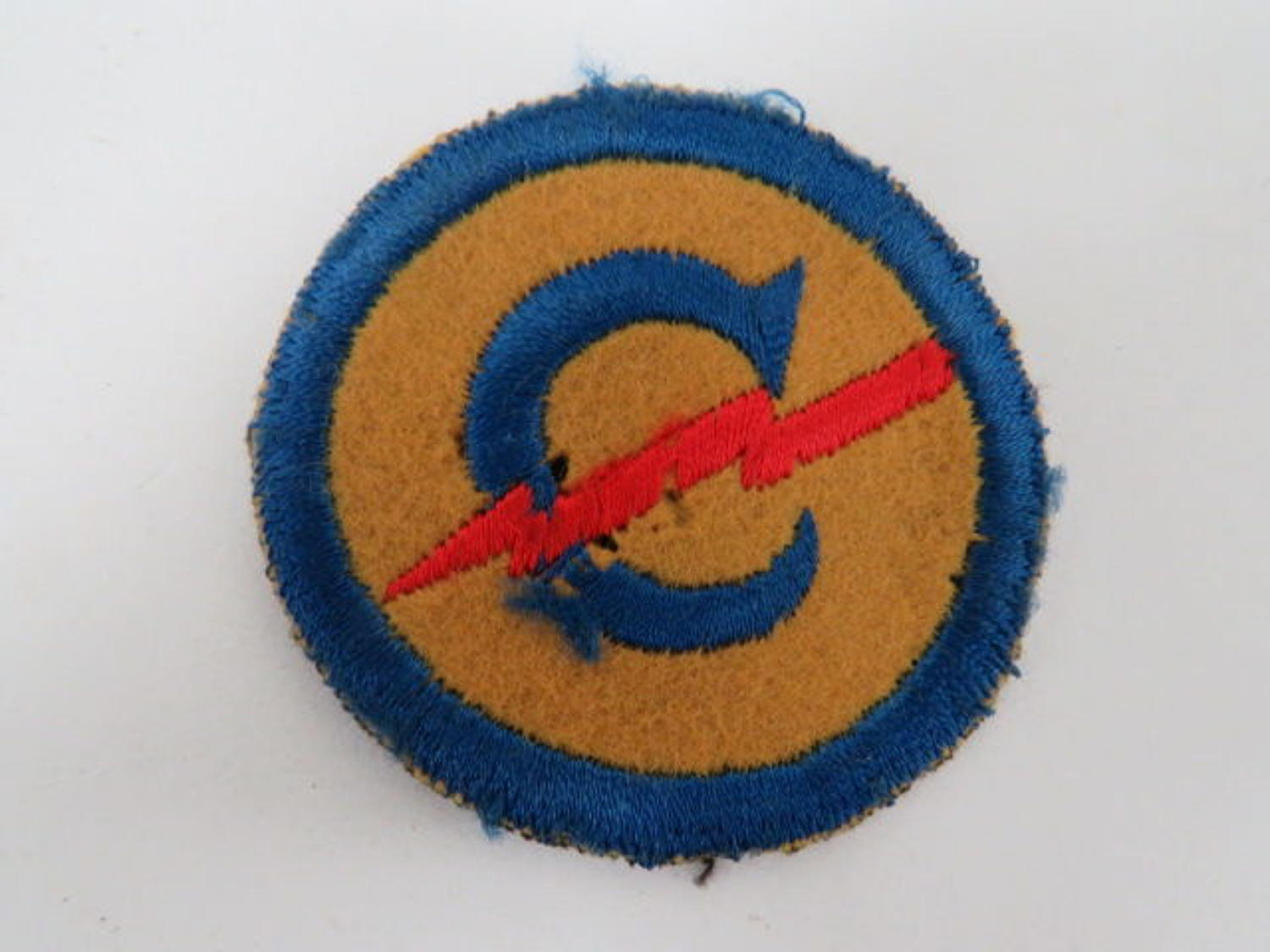 WW 2 American Constabulary in Europe Formation Badge