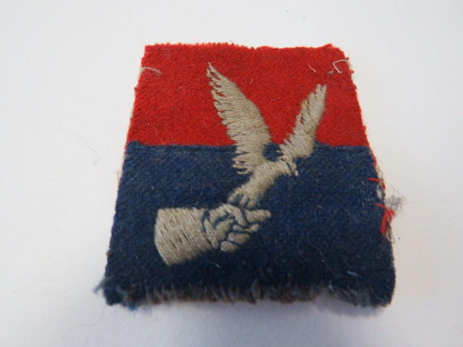 92nd A.G.R.A Formation Badge