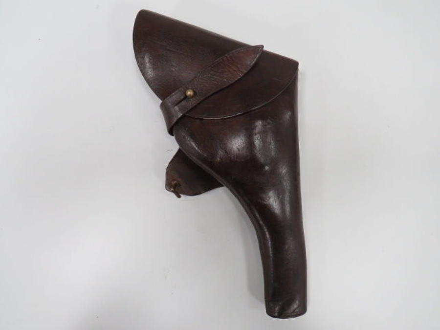 WW 1 Officers Webley Mk 6 Service Revolver Holster