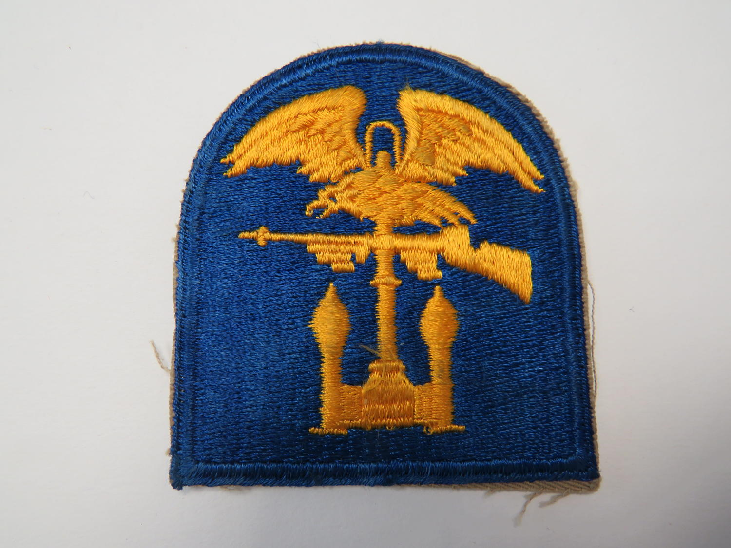 WW 2 American Amphibious Units Formation Badge